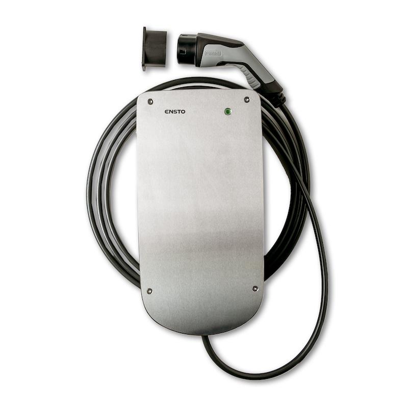 Ensto eFiller 11 kW kabel Laddboxar