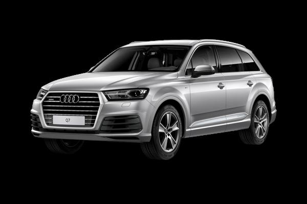 Laddboxar till Audi Q7 E-tron
