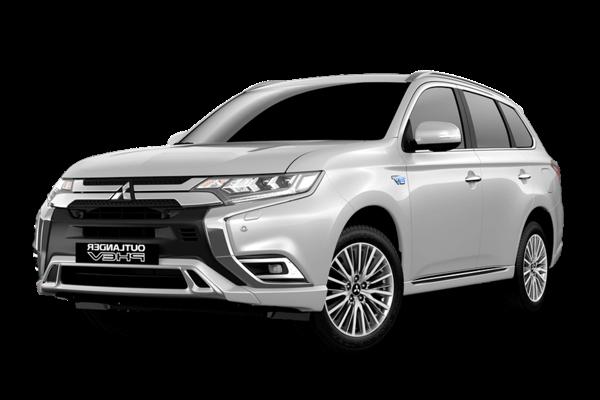 Laddboxar till Mitsubishi Outlander PHEV 2019