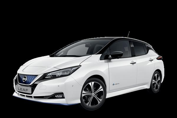Laddboxar till Nissan Leaf E-Plus