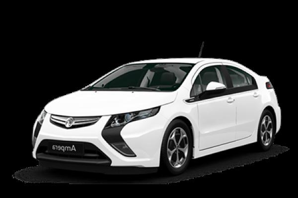 Laddboxar till Opel Ampera
