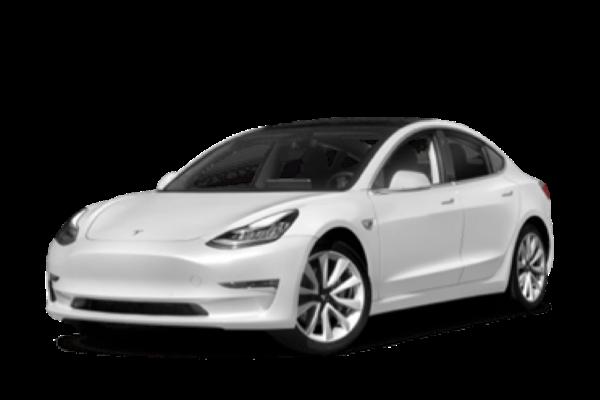 Laddboxar till Tesla Model 3