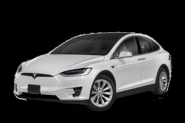 Laddboxar till Tesla Model X