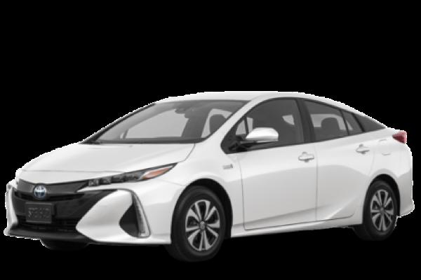 Laddboxar till Toyota Prius plug in 2018