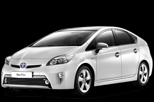 Laddboxar till Toyota Prius plug in