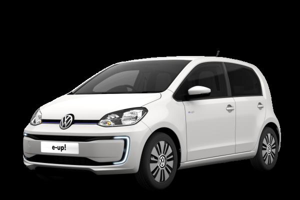 Laddboxar till Volkswagen e-up