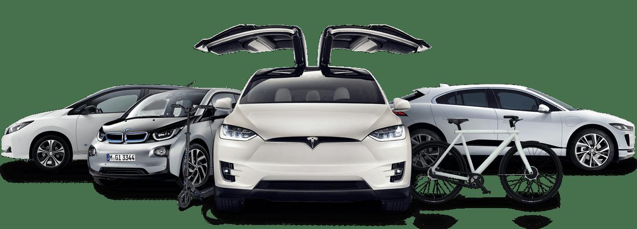 jämför och hitta laddboxar till din elbil